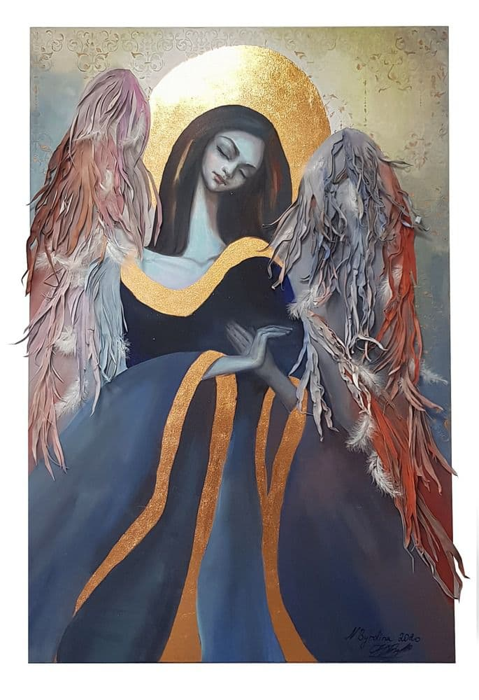 Ангел тишины