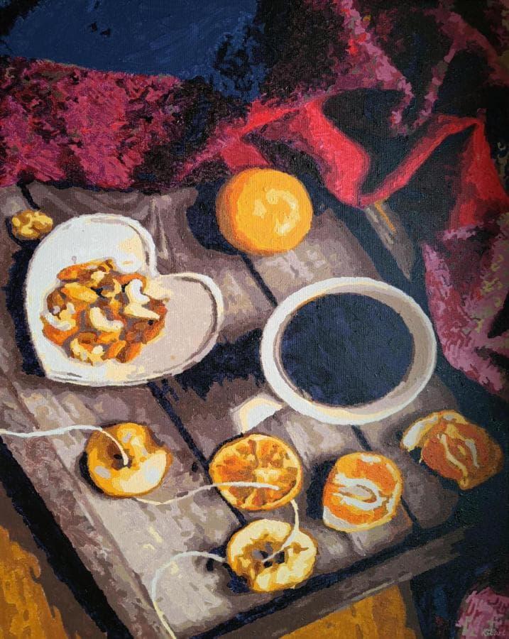 Завтрак поэта