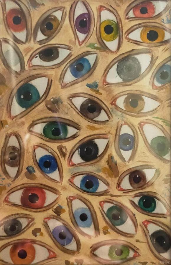 Обилие глаз