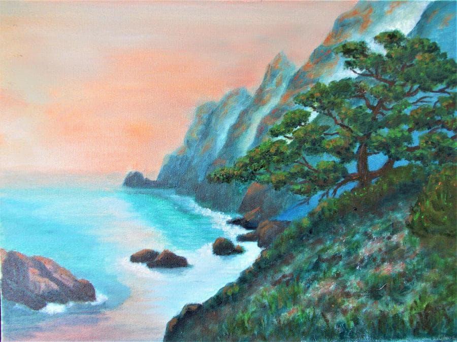 Рассветные берега