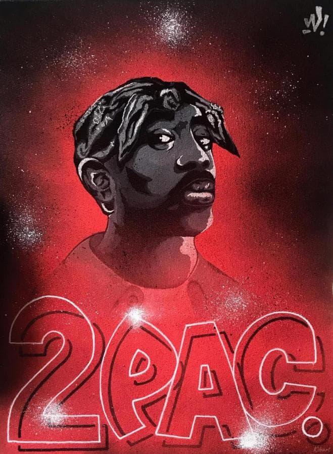 2 pac-king of rap