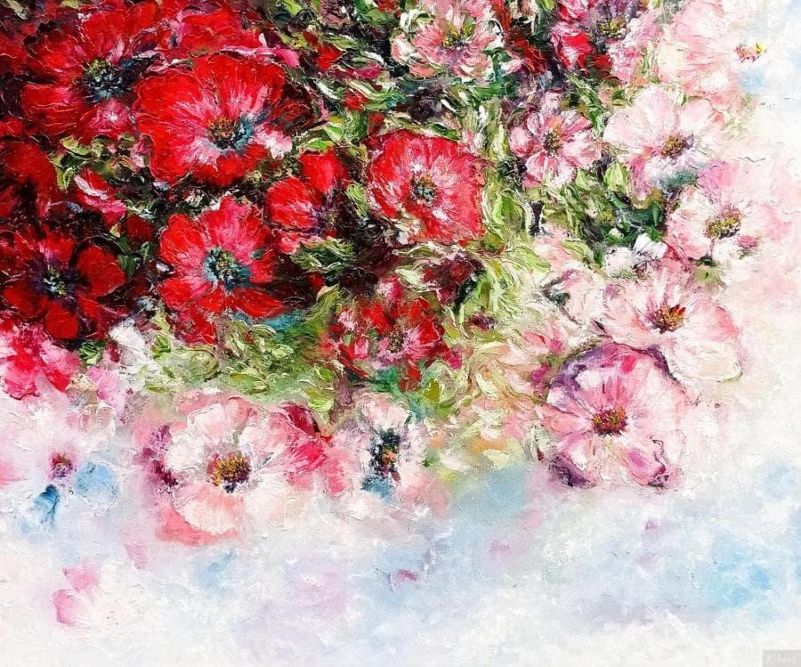 Картина Нежные цветы