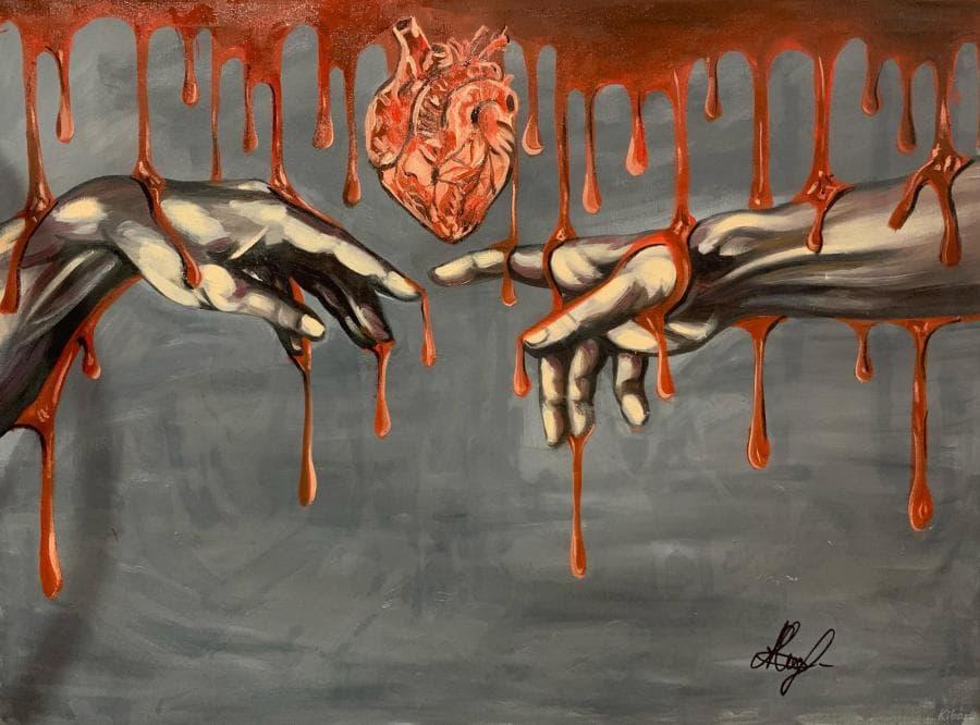 Картина «Боль»