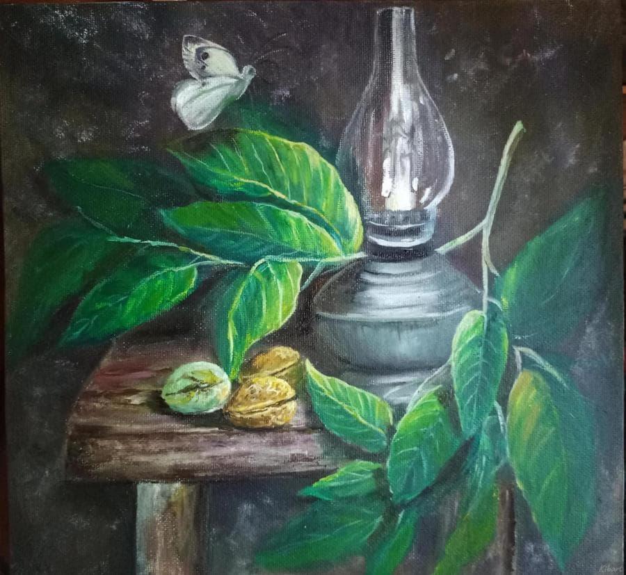 Из серии ламп Винтажные лампы и