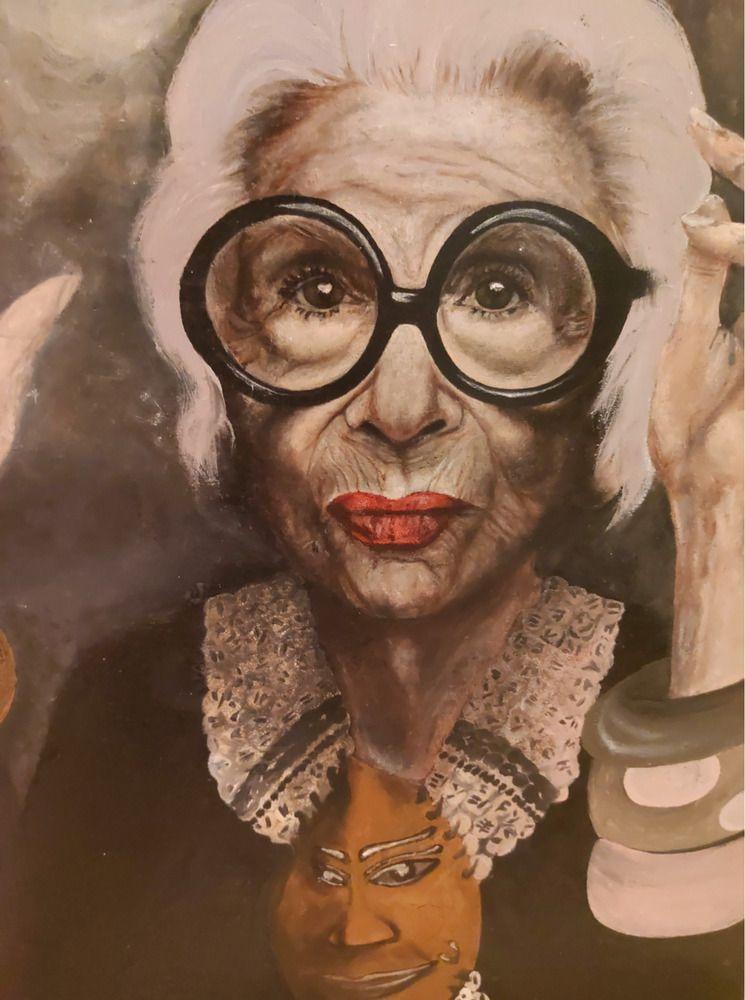 Шикарная старушка