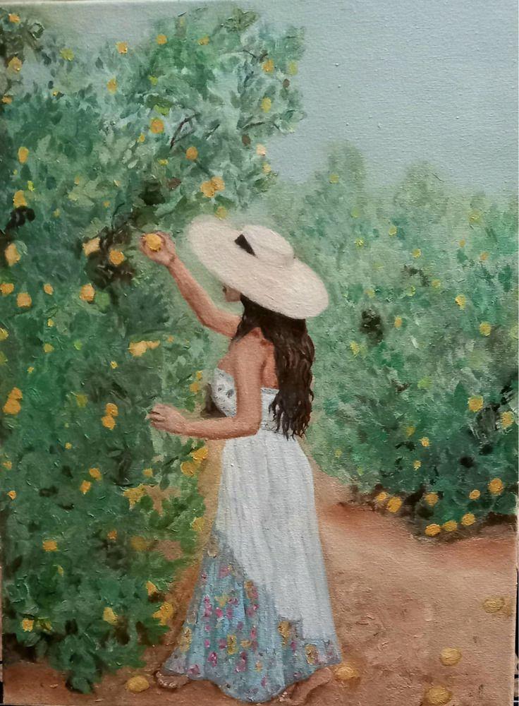 Лимоновый сад