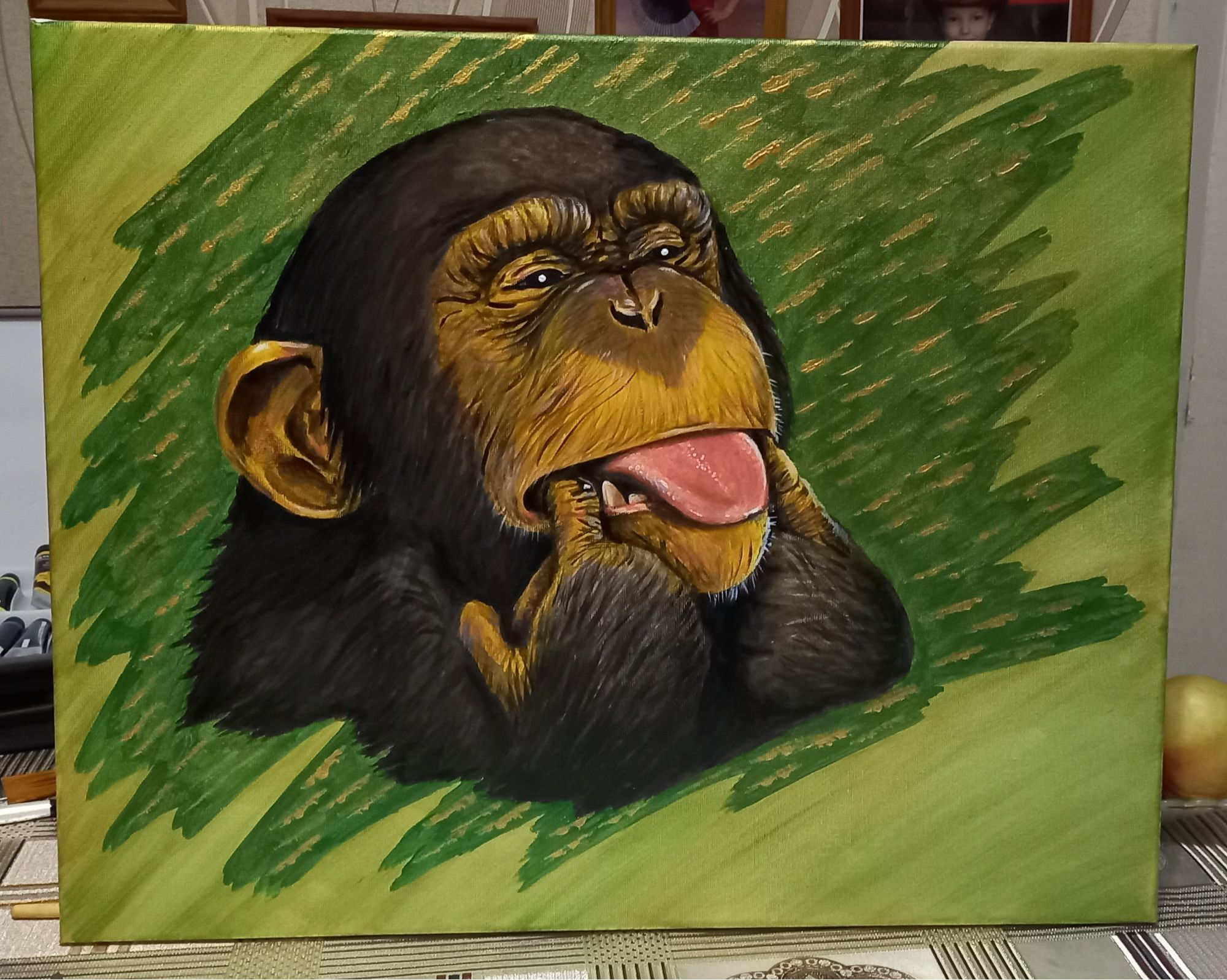 Funny monkey - 3/3