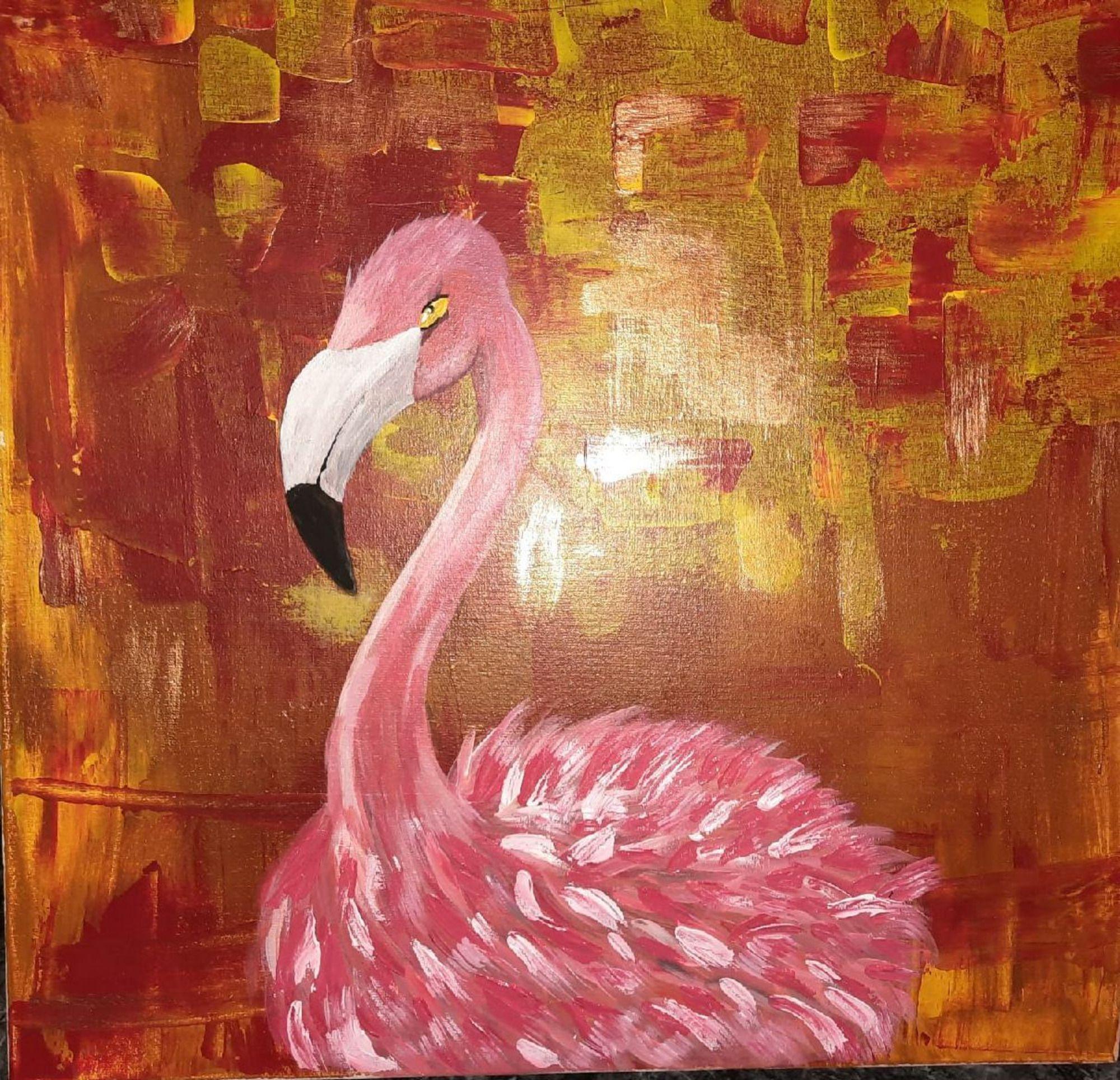 Фламинго - 1/1