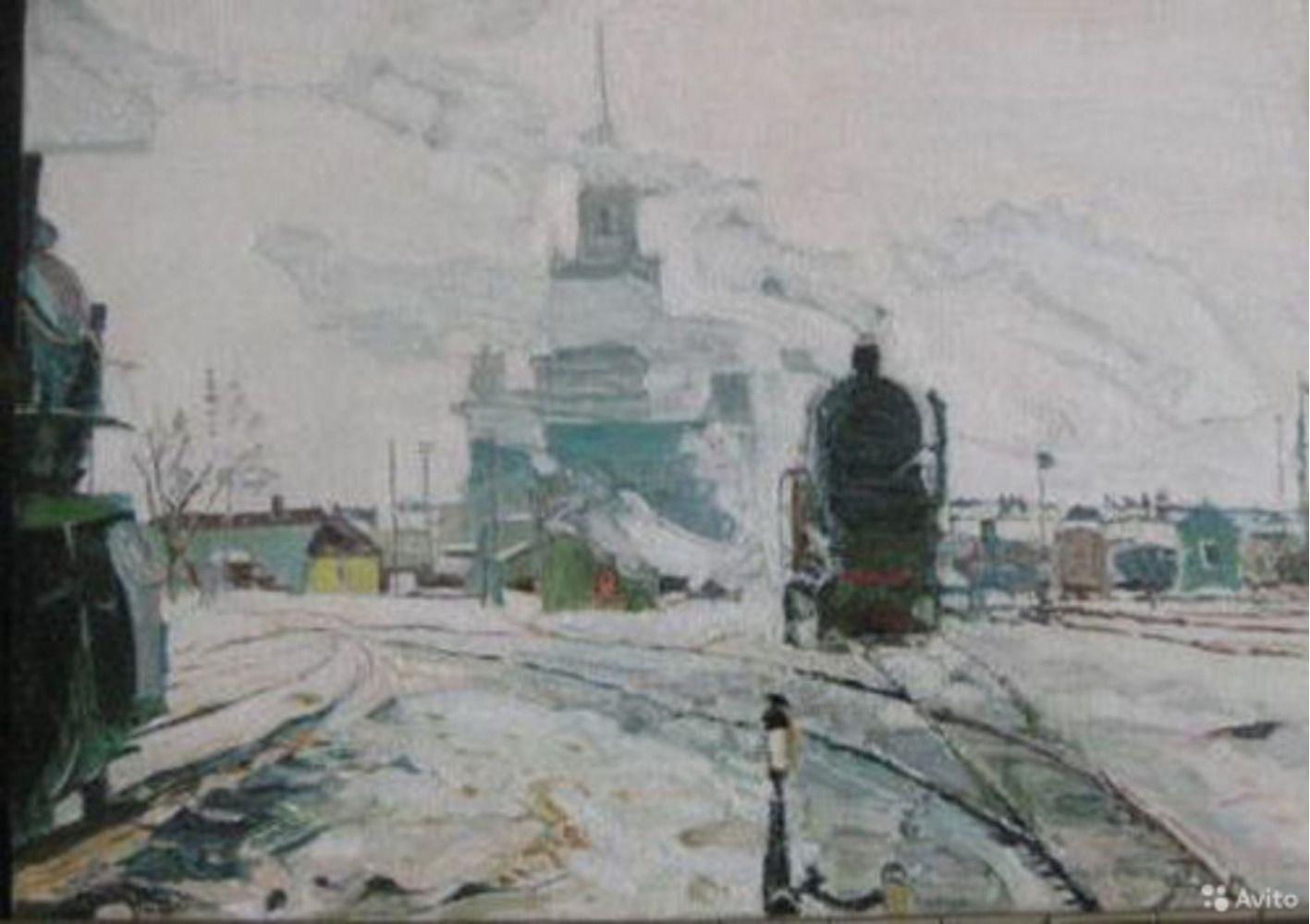 Волгорад -58 г Вокзал