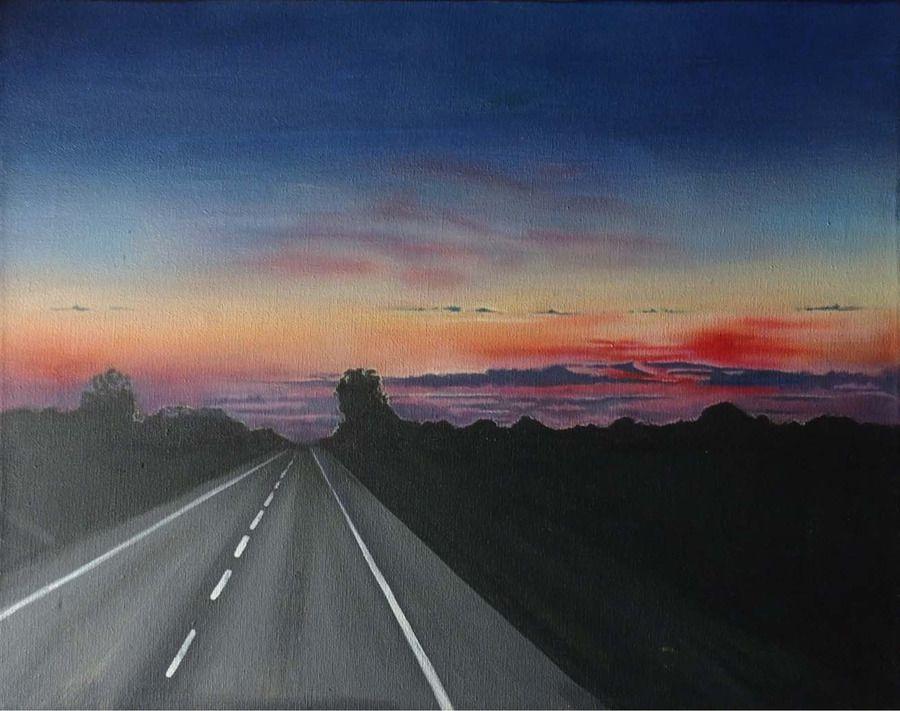 Дорога в райское небо