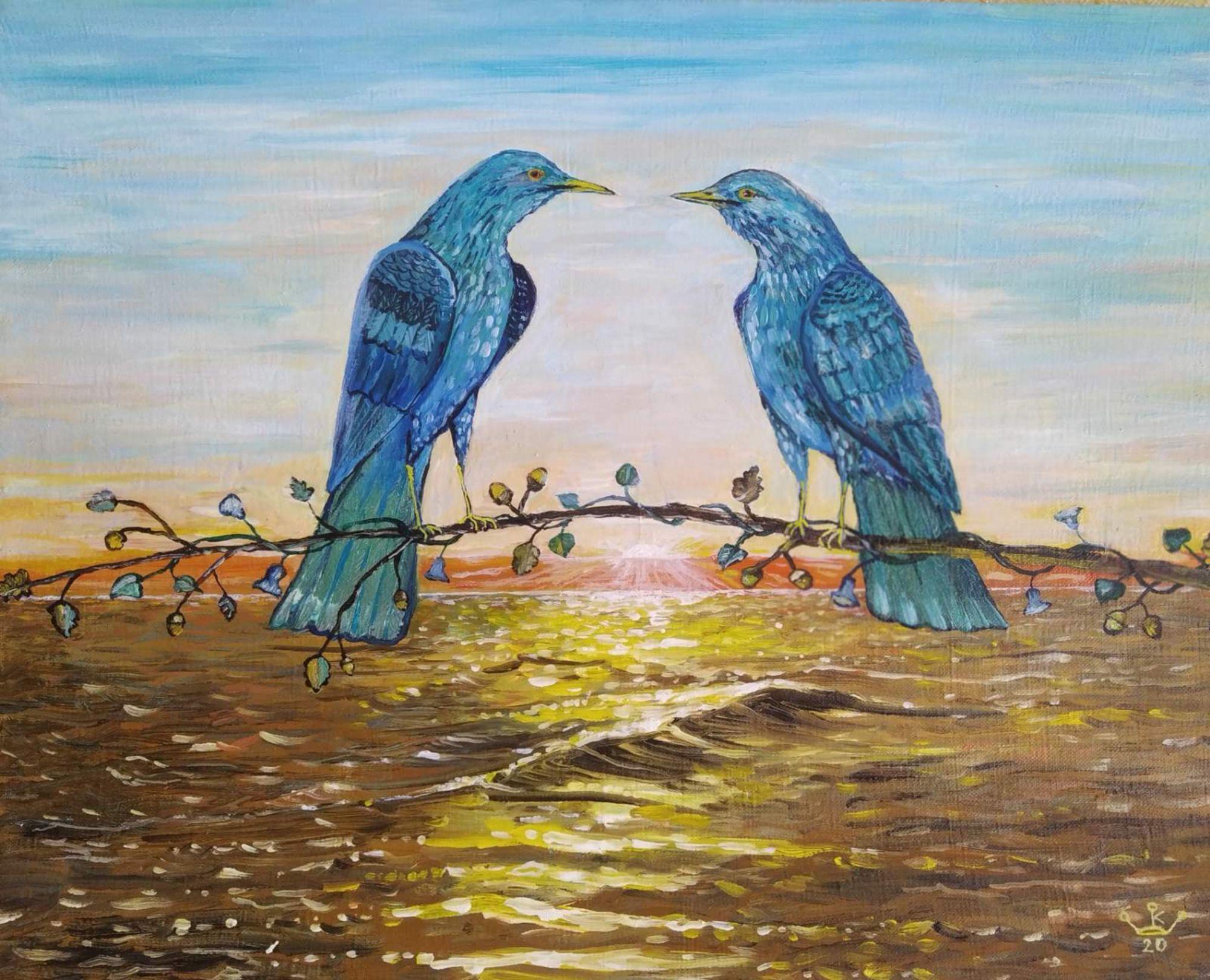 Синие птицы 2 - 1/1