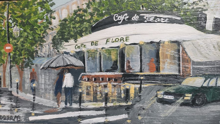 Кафе де Флор