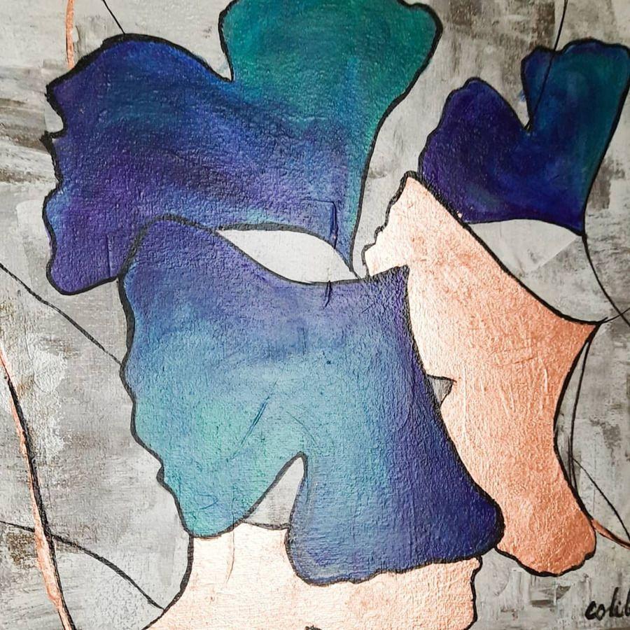 Листья гинкго
