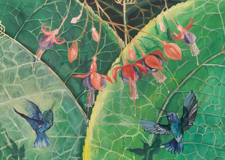 Синие калибри